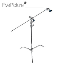3M Studio Steel C Stand Kit For 20kg heavy duty Light stand tripod For Reflector Background Backdrop Strobe Light Boom Arm