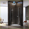 Luxury diamond hinge shower enclosure EX-708