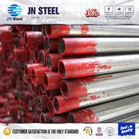 Brand new perforated pipe for drainage 3 inch galvanized steel pipe