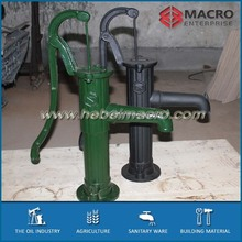 for germany market classic type home garden cast iron water hand pumps