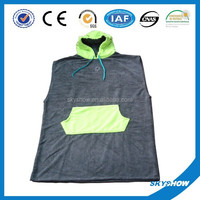 china supplier disposable pe rain poncho
