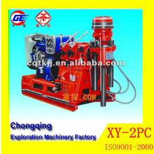 XY-2PC Geotechnical Drilling Rig and Rock Drilling Rig