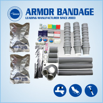 Underground Cable Protection Bandage Sheath Repair Kit Protection for Electricity Cable
