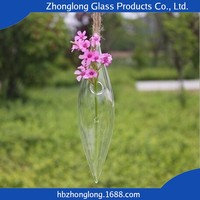 Cheap High Performance Carton Package Transparent Glass Vase