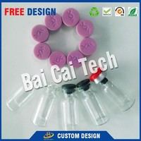 Professional Supply Tubular High Quality Cilin 2ml 20ml 30ml 200ml Glass Vial for Medical