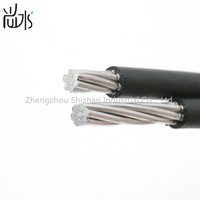 Factory Price Overhead ABC aerial bundled cable electrical wire