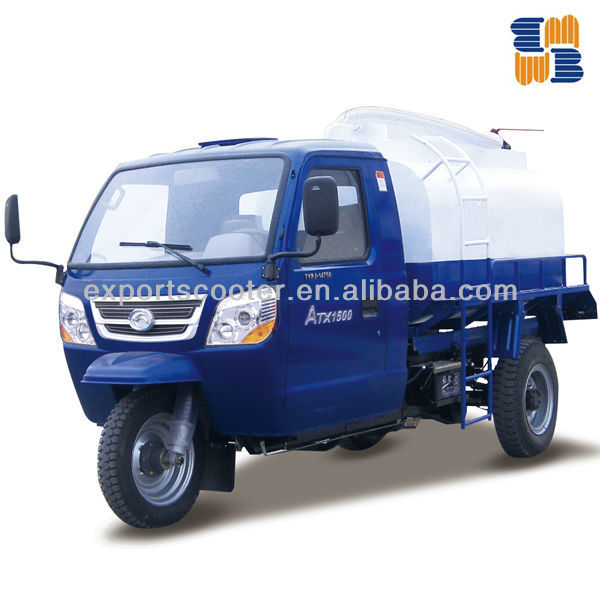 Diesel engine cargo tricycle supplier for africa