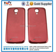 Wholesale for Samsung Original New Galaxy S4 Red Back Door Housing , Stable Resource