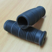 customize molded accordion silicone rubber bellows tube expansion joint ruber protection boot