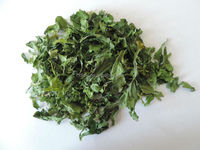 dehydrated celery leaves