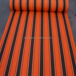 wholesale waterproof 100%polyester solution dyed and awning fabric replacement for sunbrella awning fabric
