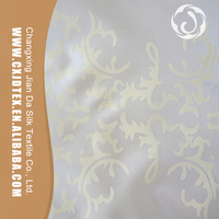 Twisted China Textile Elegant Polyester Satin Fabric