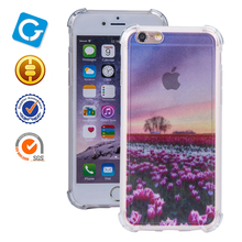 Blank Phone Case Sublimation TPU Bumper Case For iPhone 6