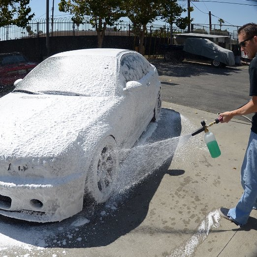 foam cannon replacement bottle with foam pressure washer with foam lance