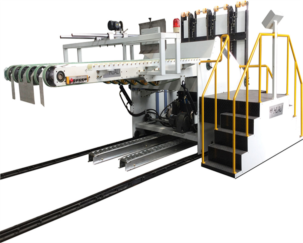 Automatic paperboard prefeeder machine
