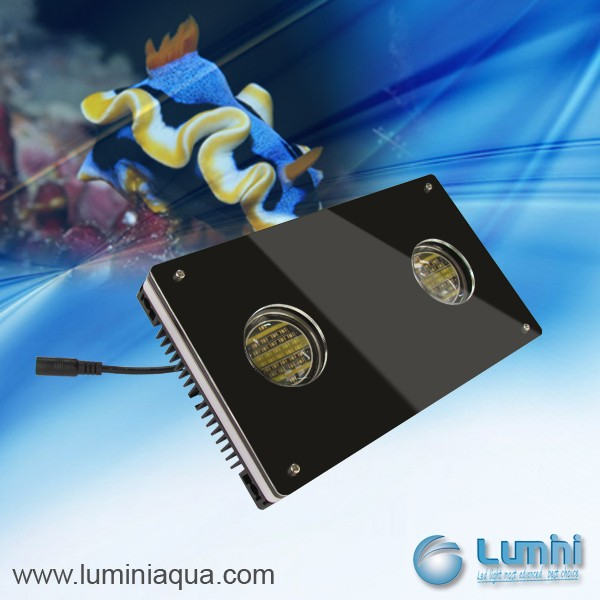 2016 full spectrum dimmable LED aquarium light used for marine fish tank