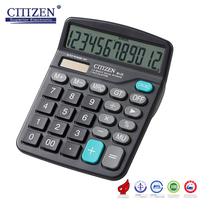 GTTTZEN M-28 12 digits dual power scientific mini calculator