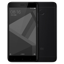 Original brand Official Global Version Xiaomi Redmi 4X mobile phone, 3GB+32GB, 4100mAh Big Battery, Octa Core 1.4GHz smartphone