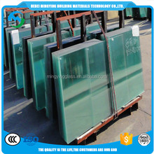 Unbreakable tempered glass shelf, tempered clear float glass for refrigerator