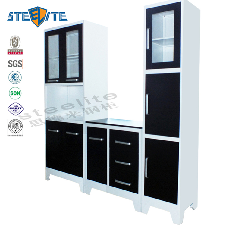 Factory direct particle board kitchen cabinets mobile home
