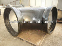 ductile iron socket pipe fitting