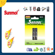 High Quality Super Heavy Duty Battery (R03 battery)