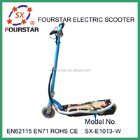 2013 hot model foldable wholesale scooters vespa with seats multiple color choices CE approved model SX-E1013-W