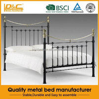 Hot selling single bed for cheap price for high quality bed coat