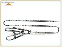 pet harness and leashes