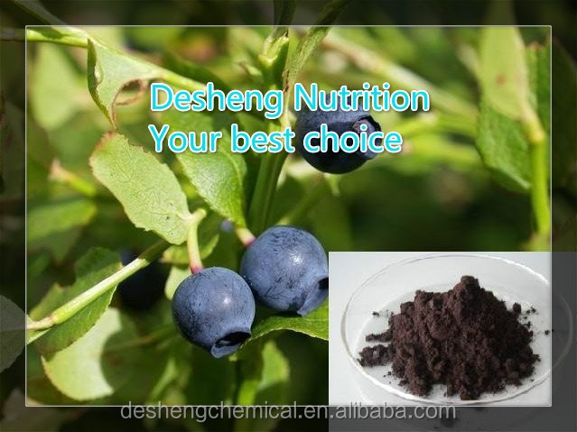 Fine Anthocyanin powder, bilberry fruit extract