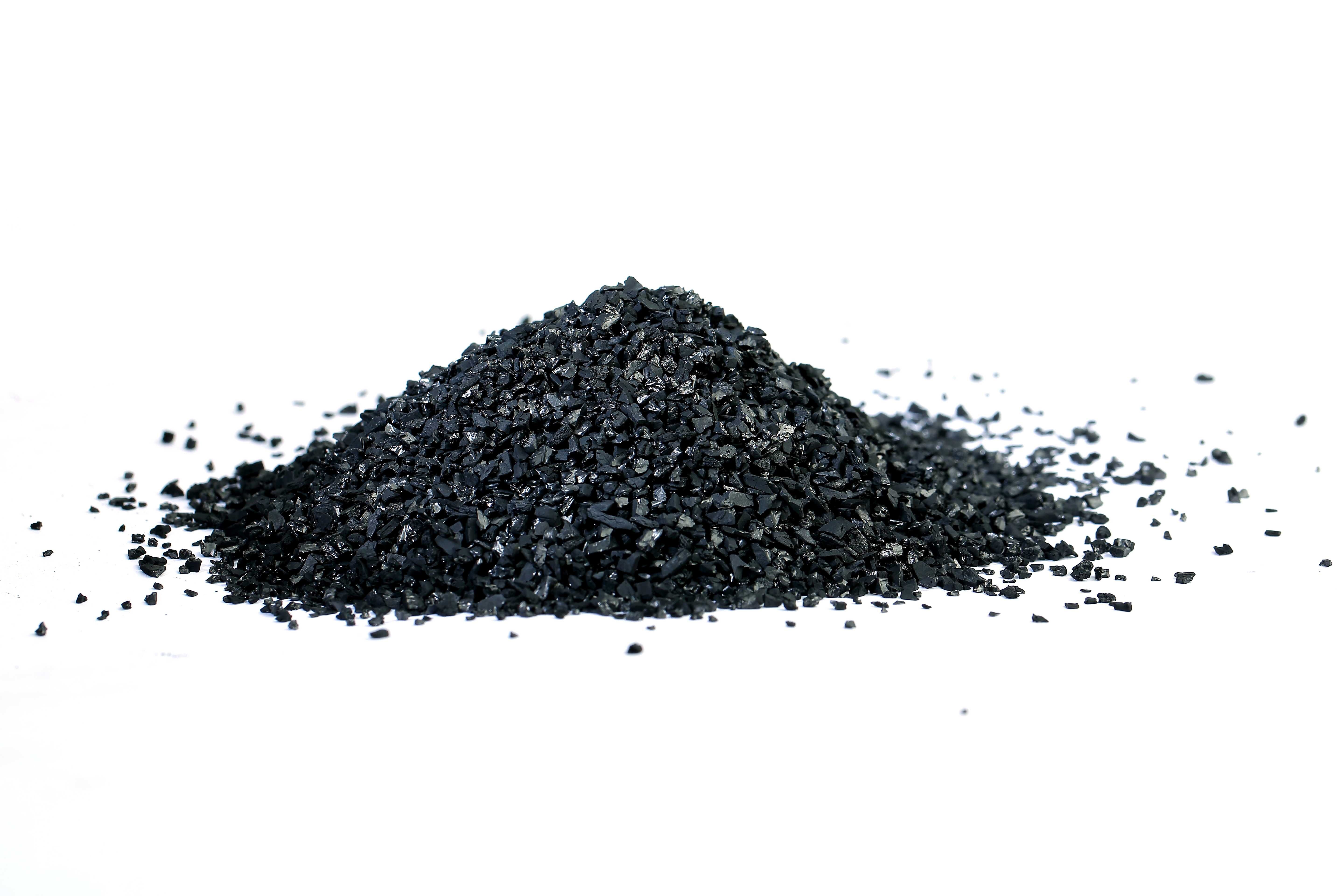 activated carbon for condensate water polishing