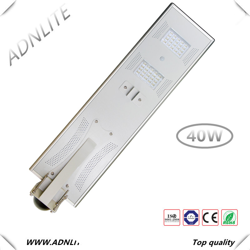 150lm/w 40 watts led street light price for street light solar lighting