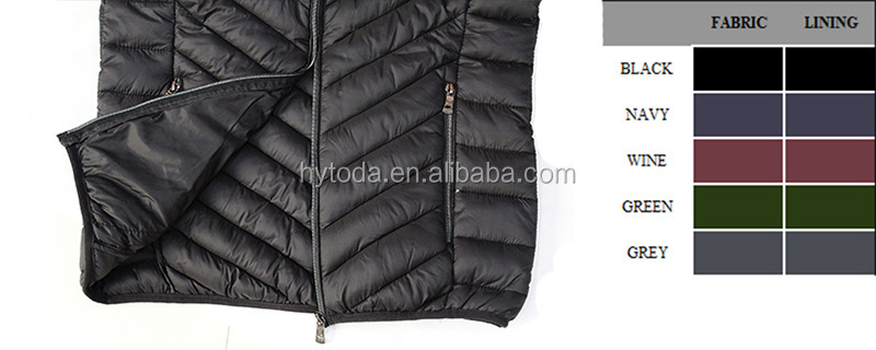Padded Heated Casual Jacket Mens Jacket Puffer Winter