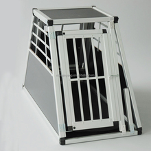 new luxuriant waterproof shockproof aluminium pet cage case