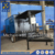 HPC belt type portable gold and diamond washing plant with sluice box
