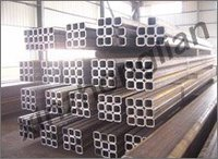 seamless material astm a500 steel square pipe