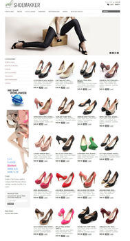 Korean women's shoes online shop