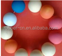 rubber bouncing ball/solid rubber balls