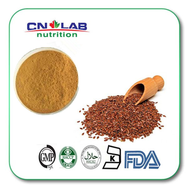 98% pure Secoisolariciresinol Diglucoside Flax Seed Extract SDG