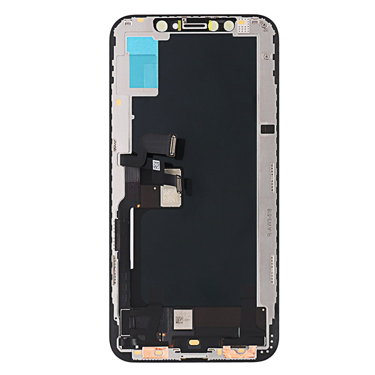 for iPhone X XS XS Max LCD Display Digitizer Touch Screen Glass Assembly Replacement Part+tools
