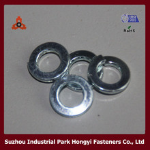 spring washer drawing zinc plated spring washer conical spring lock washer