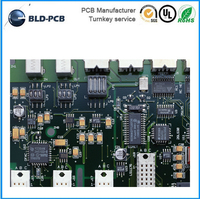 Smart Bes 2015 Hot Sale Double Sided Rigid PCB flexible circuit board and Power Supply PCB manufacturer in china