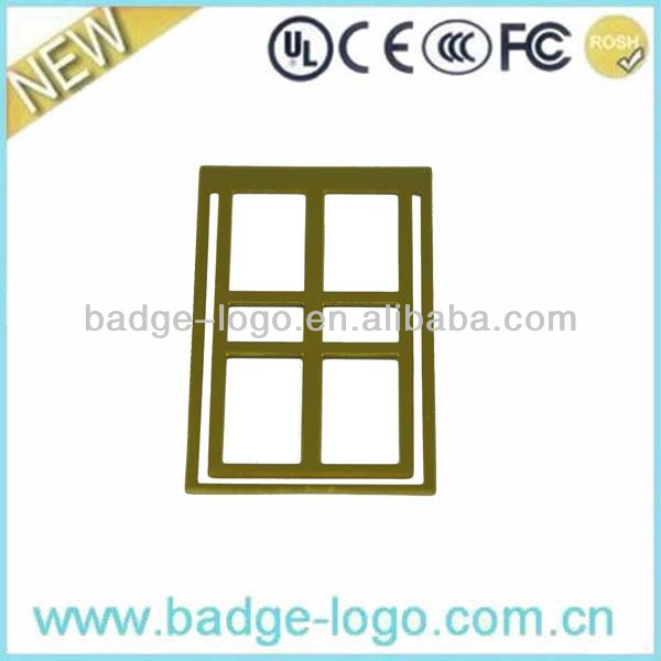 Gold Plated Fashion Promotional Paper Clips
