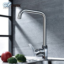 Hot selling Kitchen faucet for Kitchen sink with single handle brass faucet