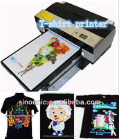 multi function DIY digital tee shirt printer/ all in one t shirt printing machine