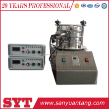 China lab test sieve shaker