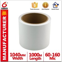Reliable quality and Easy to tear open the strong adhesive type OPP double-sided tape