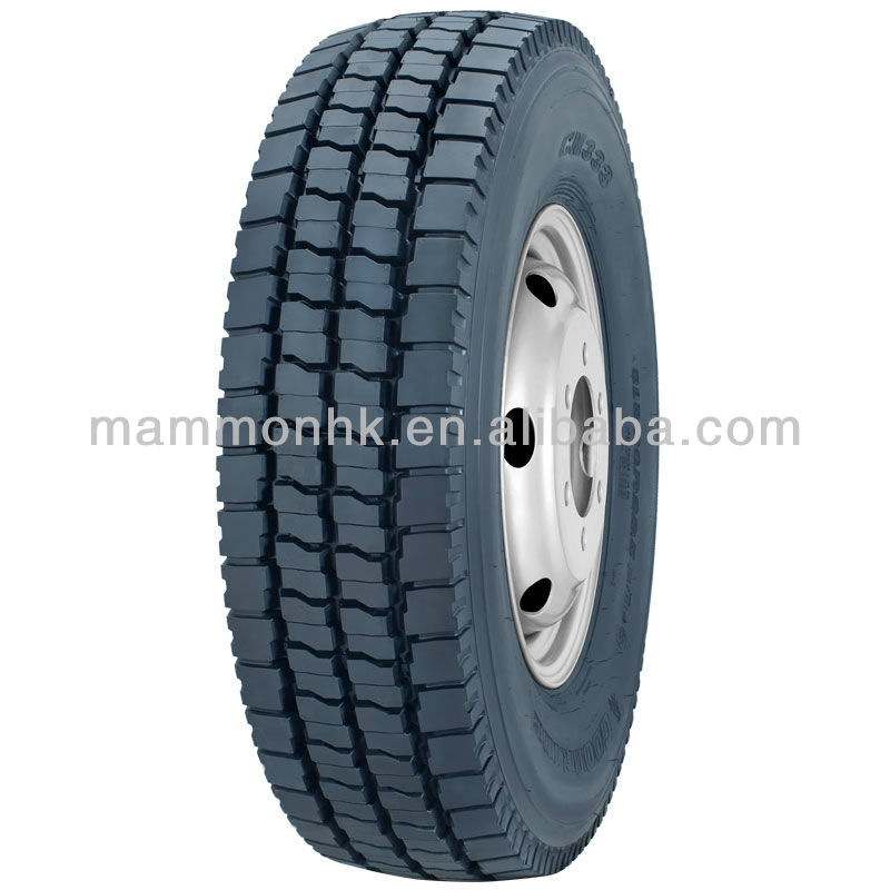 WestLake Goodride Chaoyang brand Chinese wholesale CM333 TBR Tyre Radial Bus Truck Tires