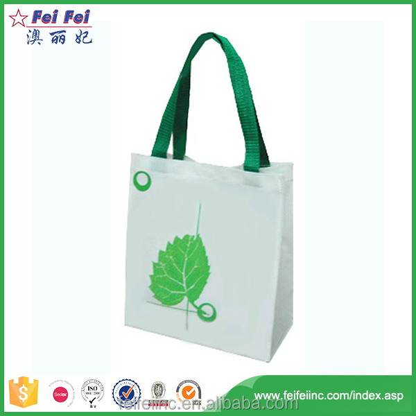 Wholesale non-woven shopping bags with logos custom logo printed
