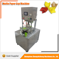 tulip cake paper cup making machines